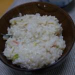 長芋の雑炊〜お腹にやさしいトロトロとろろ雑炊を作ろう!!