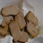 【こしあんのクッキー】おウチでクッキーを作ってみたかった(4回目)【お菓子作り】