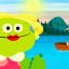 【YouTube】英語の歌を韻を踏んでかっこよく歌おう!入門編〜Down By The Bay【幼児向け英語の歌】